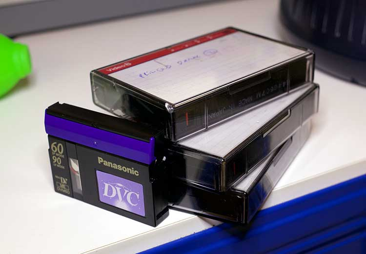 video-tapes