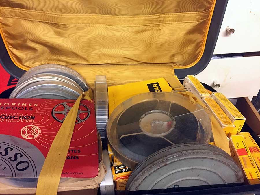 16mm film conversion